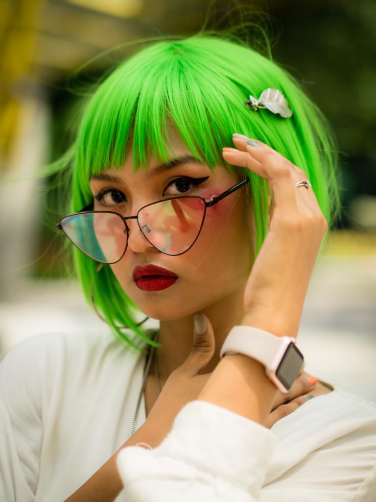 90's calling: A volta do Verde Neon!