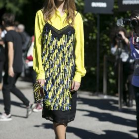Como usar o slip dress, vestido tendência 2016
