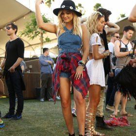 Moda para festivais ao melhor estilo de Coachella