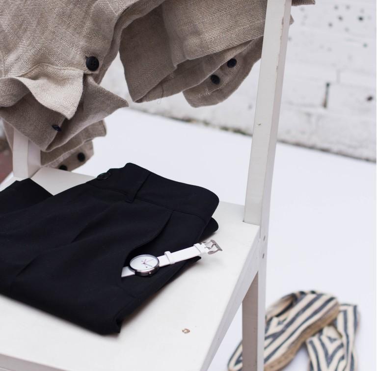 Tecido da temporada: jeans e linho