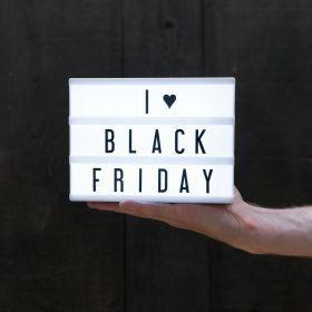 O melhor da moda na Black Friday DRAFT