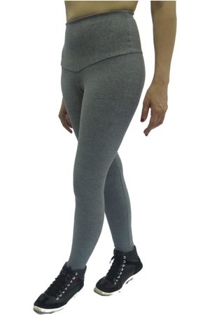 Question Sport Legging Cintura Alta Mescla