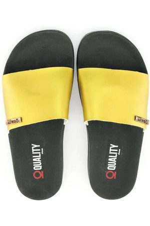 Quality Shoes Chinelo Slide 0027 Sola Preta f1df979cb39