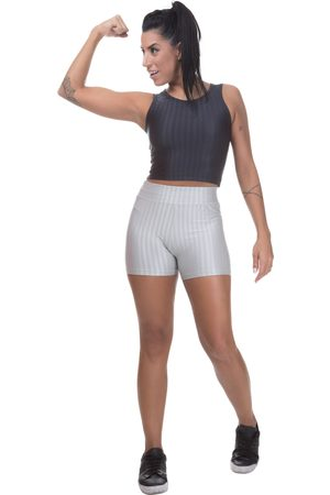 Miss Blessed Shorts Tecido 3D