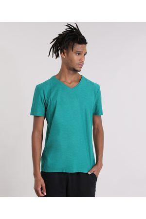 Basics Camiseta Flamê Básica