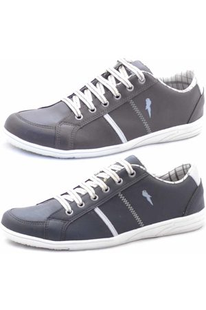 Polo Blu Sapatênis Casual Kit 2 Pares /Preto