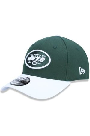 New Era Boné 940 New York Jets Aba Curva