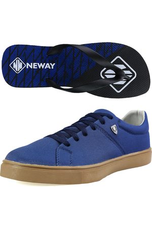 Neway Kit Sapatenis Casual SW 1 Chinelo