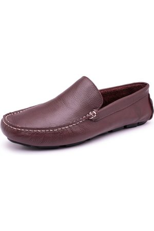 Netto Mocassim DRV 30062FL Chocolate