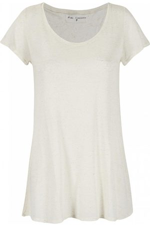 KIKA SIMONSEN Camiseta Off White