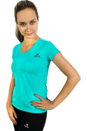 Muvin Camiseta Color Dry Workout Ss Claro