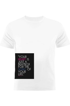 Nerderia Camiseta Manga Curta Song Of Your Life