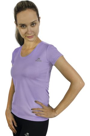 Muvin Camiseta Color Dry Workout SS - - CST-400 - Azul Claro - P