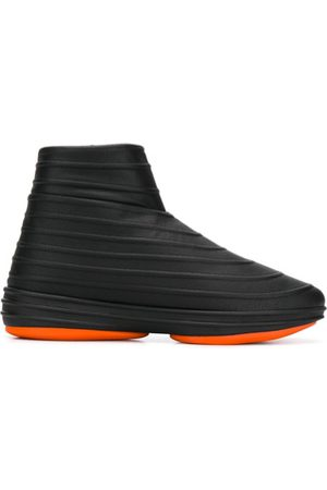 VALEXTRA Ribbed ankle boots