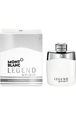 Mont Blanc Perfume Legend Spirit Masculino Eau de Toilette - 100ml