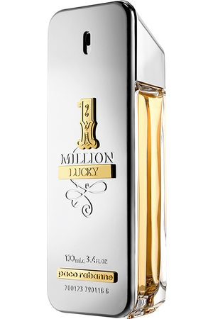 Paco rabanne Perfume 1 million lucky masculino eau de toilette 100ml
