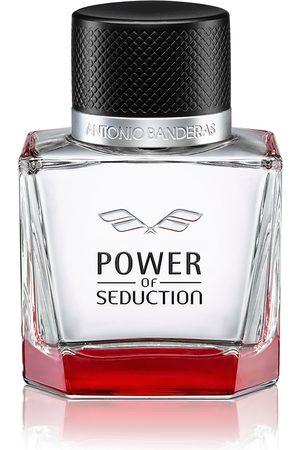 Antonio Banderas Homem Perfumes - Perfume power of seduction masculino eau de toilette 50ml