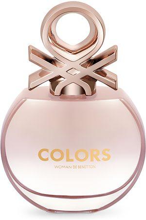 Benetton Mulher Perfumes - Perfume colors rose feminino eau de toilette 50ml
