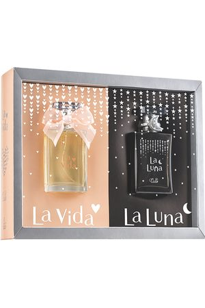 Ciclo Mulher Perfumes - Kit la vida + la luna deo colonia 2x50ml feminino