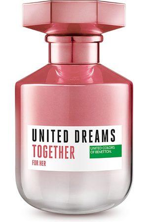 Benetton Perfume united dreams together her feminino eau de toilette 50ml