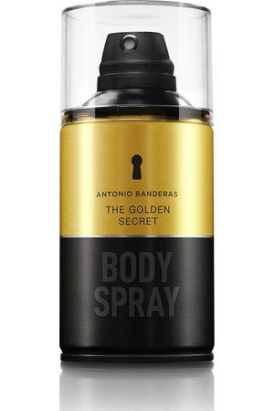 Antonio Banderas Perfume golden secret masculino body spray 250ml