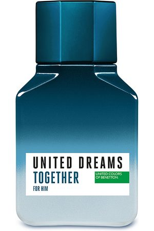 Benetton Homem Perfumes - Perfume united dreams together him masculino eau de toilette 60ml
