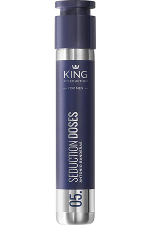 Antonio Banderas Homem Perfumes - Perfume king of seduction dose masculino eau de toilette 30ml