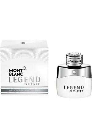 Mont Blanc Perfume Legend Spirit Masculino Eau de Toilette - 30ml