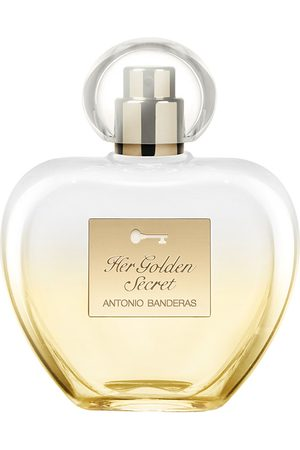 Antonio Banderas Perfume her golden secret feminino eau de toilette 50ml