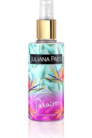 Juliana Paes Mulher Perfumes - Perfume paraiso feminino body mist 200ml