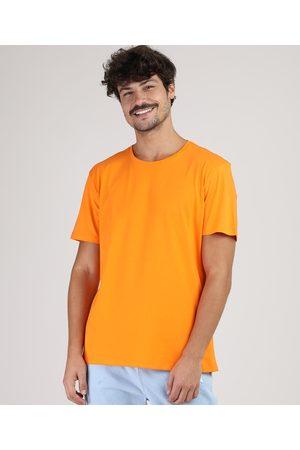 Basics Homem Manga Curta - Camiseta Masculina Básica Manga Curta Gola Careca