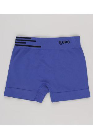 LUPO Cueca Infantil Boxer