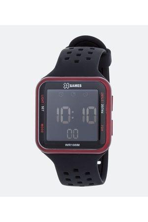 X Games Homem Pulseiras - Relógio Masculino Xgames XGPPD101 PXPX Digital 10ATM | | | U