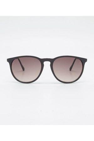 Cubus Óculos de Sol Feminino Redondo       U