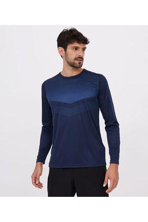 Get Over Camiseta Esportiva Estampa Delta Bolinhas com Proteção UV       G