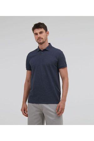Marfinno Camisa Polo Lisa em Algodão Peruano | | | M