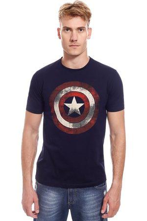Marvel Camiseta com Estampa Capitão América | | | G
