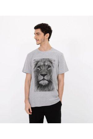 Ripping Camiseta Manga Curta Estampa Novo Leão | | | GG