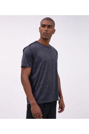 Get Over Camiseta Esportiva com Detalhe     escuro   GG