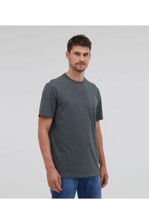 Marfinno Camiseta Básica Comfort Fit em Algodão Peruano       M