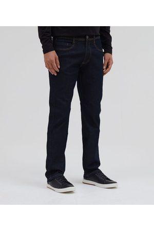 Marfinno Calça jeans reta escura básica | | | 40