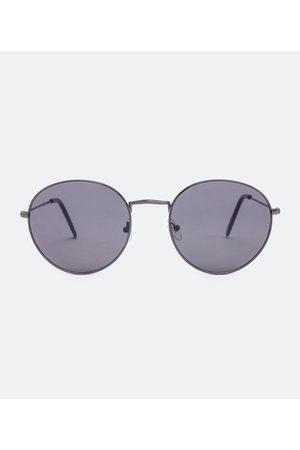 Cubus Óculos de Sol Masculino Redondo | | | U
