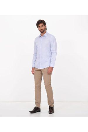 Preston Field Camisa Manga Longa Tradicional Slim Fit | | | 05