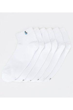 LUPO Kit com 3 Meias Masculinas | | | U