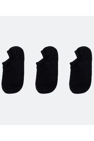 LUPO Kit com 3 Meias Masculinas Invisíveis | | | U