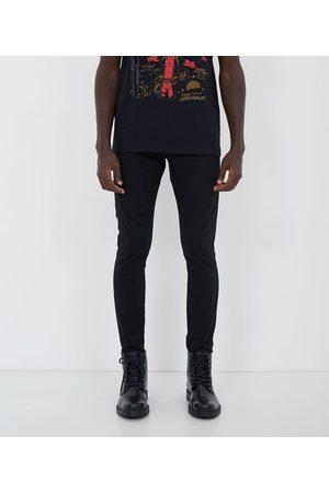 Blue Steel Homem Calça de Alfataria - Calça Skinny em Sarja | | | 44