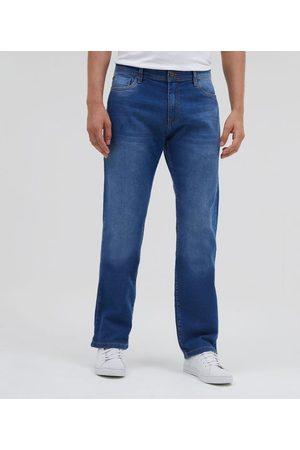 Marfinno Calça Reta Lisa em Jeans | | | 38