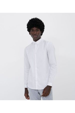 Request Camisa Slim Manga Longa Satin | | | P