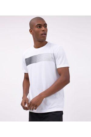 Get Over Camiseta Esportiva com Estampa Frontal       P