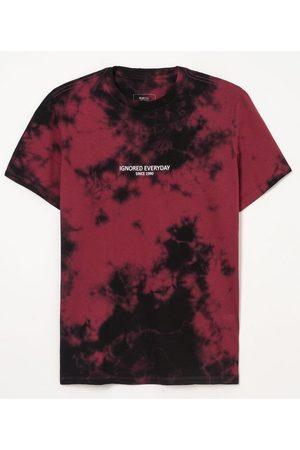 Blue Steel Camiseta Estampa Tie Dye Ignored Everyday       GG
